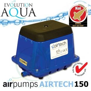 AirPump Airtech 150, 106 Watt, 150 l/min. Evolution Aqua