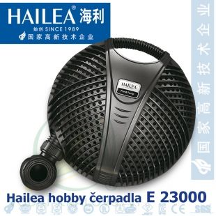 Čerpadlo Hailea E 23000, 330 Watt, 22.000 l/hod., max 5,7 m