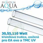 náhradní křemíková trubice pro evo a TMC 30, 55, 110 Watt