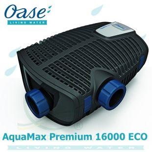 Oase AquaMax Eco Premium 16000, filtrační jezírkové čerpadlo, 145 Watt, max. výtlak 5,2 m, 5 let záruka Oase Living Water