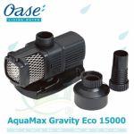 Oase AquaMax Gravity Eco 15000, 85 Watt, 15.000 litrů/hod., max. 1,8 m, záruka 5 let