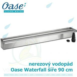 Oase Waterfall 90, nerez vodopád o šíři 90 cm Oase Living Water