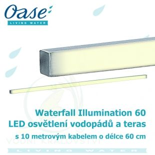 Oase Waterfall Illumination set 60 Oase Living Water