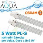 Osram originální žárovka 5 Watt PL-S