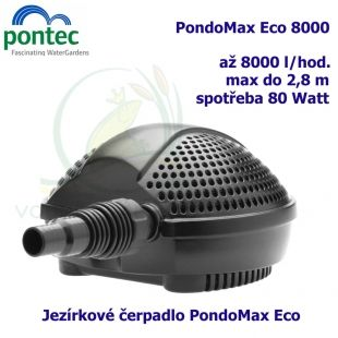 Pontec PondoMax Eco 8000 Oase Living Water