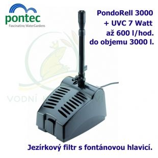 Pontec PondoRell 3000 Oase Living Water