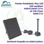 Pontec PondoSolar 150