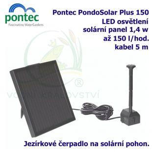 Pontec PondoSolar 150 Oase Living Water
