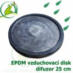 Vzduchovací disk 25 cm, difuzor
