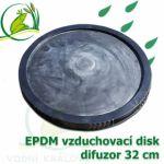 Vzduchovací disk 32 cm, difuzor