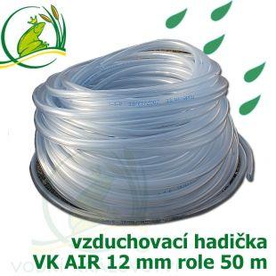 Vzduchovací hadička POND AIR 12 mm, balení 50 m Vodní království
