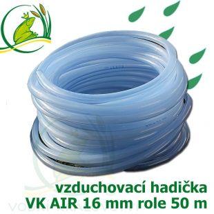 Vzduchovací hadička POND AIR 16 mm, balení 50 m Vodní království