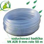 Vzduchovací hadička POND AIR 9 mm, balení 50 m