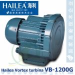 Vzduchovací turbína Hailea VB-1200G, 600 Watt, 1317 l/min.