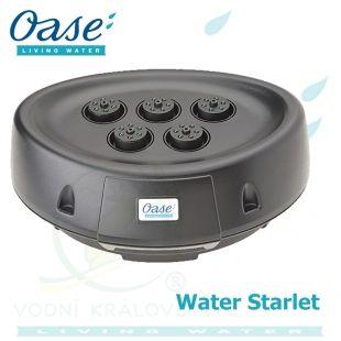Water Starlet, plovoucí fontána s LED osvětlením Oase Living Water