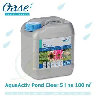 AquaActiv PondClear 5 litrů na 100.000 litrů Oase Living Water