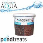 EA Pond Treats, 4 druhy exklusivního speciálního krmiva pro koi a okrasné ryby