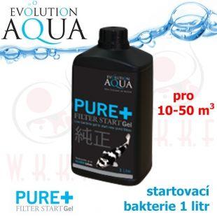 EA Pure Gel 1 L, startovací aerobní bakterie 1 L pro celosezónní aplikaci, na 10-50 m3 Evolution Aqua