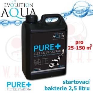 EA Pure Gel 2,5 L, startovací aerobní bakterie 2,5 L pro celosezónní aplikaci, na 25-150 m3 Evolution Aqua
