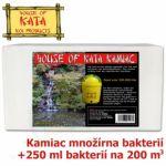 Kamiac, množírna vlastních bakterií + bakterie na 200 m3 od firmy House Of Kata
