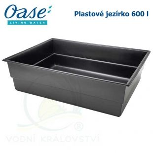 Preformed pond PE 1150 x 1550 x 450 mm Oase Living Water