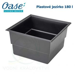 Preformed pond PE 750 x 750 x 450 mm Oase Living Water