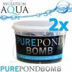 Pure Pond BOMB 2x V BACTERIAL POND LIQUID