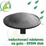Vzduchovací nástavec EPDM Performance na 110 jezírkové guly