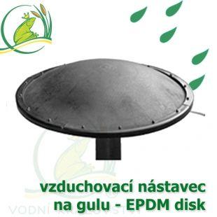 Vzduchovací nástavec EPDM Performance na 110 jezírkové guly Vodní království