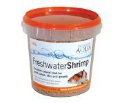 EA excelentní přírodní krmivo, Freshwater Shrimp, 120 gramů, pro letní období pro koi a různé druhy ryb