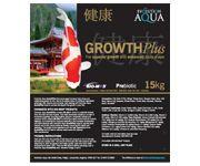 EA Growth Plus, speciální růstové krmivo pro okrasné ryby a koi, velikost 5-6 mm, balení 15 kg Evolution Aqua