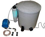 Eazy Pod Complete, Eazy Pod, Airtech 70 l set a 18 Watt instalované ponorné UV Evolution Aqua