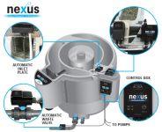 Evolution Aqua Auto Nexus 220 EAST gravitační zapojení+pure set