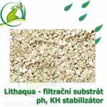 Jezírkový a filtrační substrát Lithaqua, pH, KH, GH stabilizátor 25kg