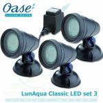LunAqua Classic LED Set 3 Oase Living Water