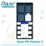 Oase FM Master 2, 4-zásuvka na dálkové ovládání