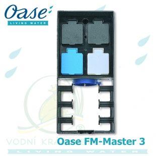 Oase FM Master 3, 4-zásuvka na dálkové ovládání Oase Living Water