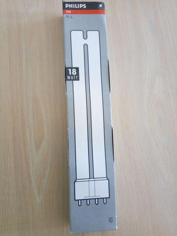 PHILIPS PL-L žárovka, lampa 18 Watt AKCE DO VYPRODÁNÍ ZÁSOB