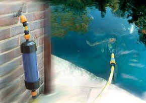 PRŮTOČNÝ ODCHLOROVACÍ FILTR 12 PALCŮ - 150000 LITRŮ Evolution Aqua
