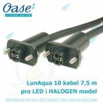 Spojovací kabel 7,5 m pro LunAqua 10 HALOGEN a LED Oase Living Water