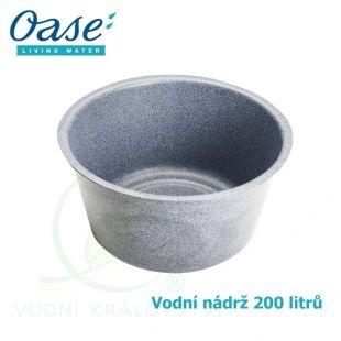 Water Reservoir WR100, extra kvalitní nádrž cca 200 litrů Oase Living Water